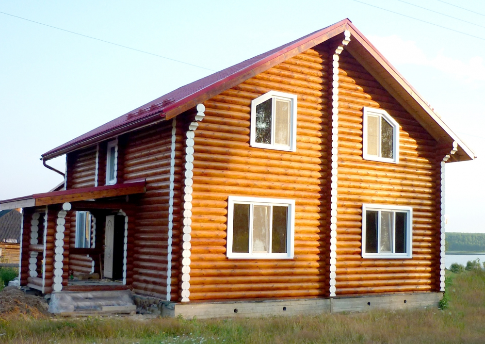 Дом 10х10